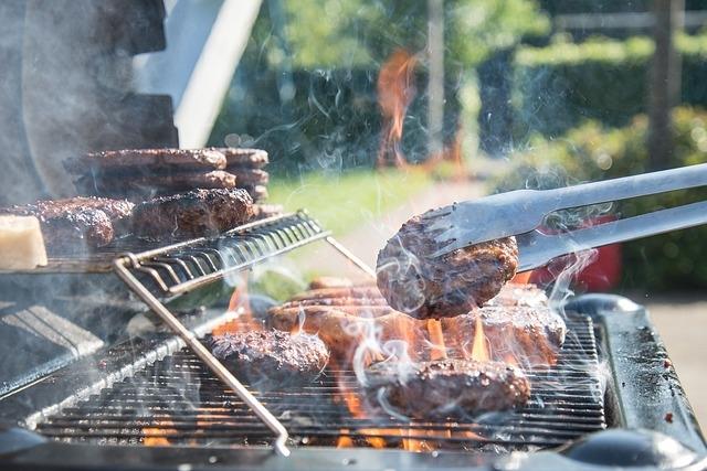 Lodsworth Fete BBQ